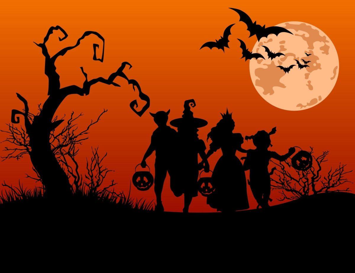 Best Halloween Wallpapers, Graphics and Vectors By Depositphotos …