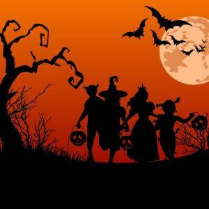 download Best Halloween Wallpapers, Graphics and Vectors By Depositphotos …