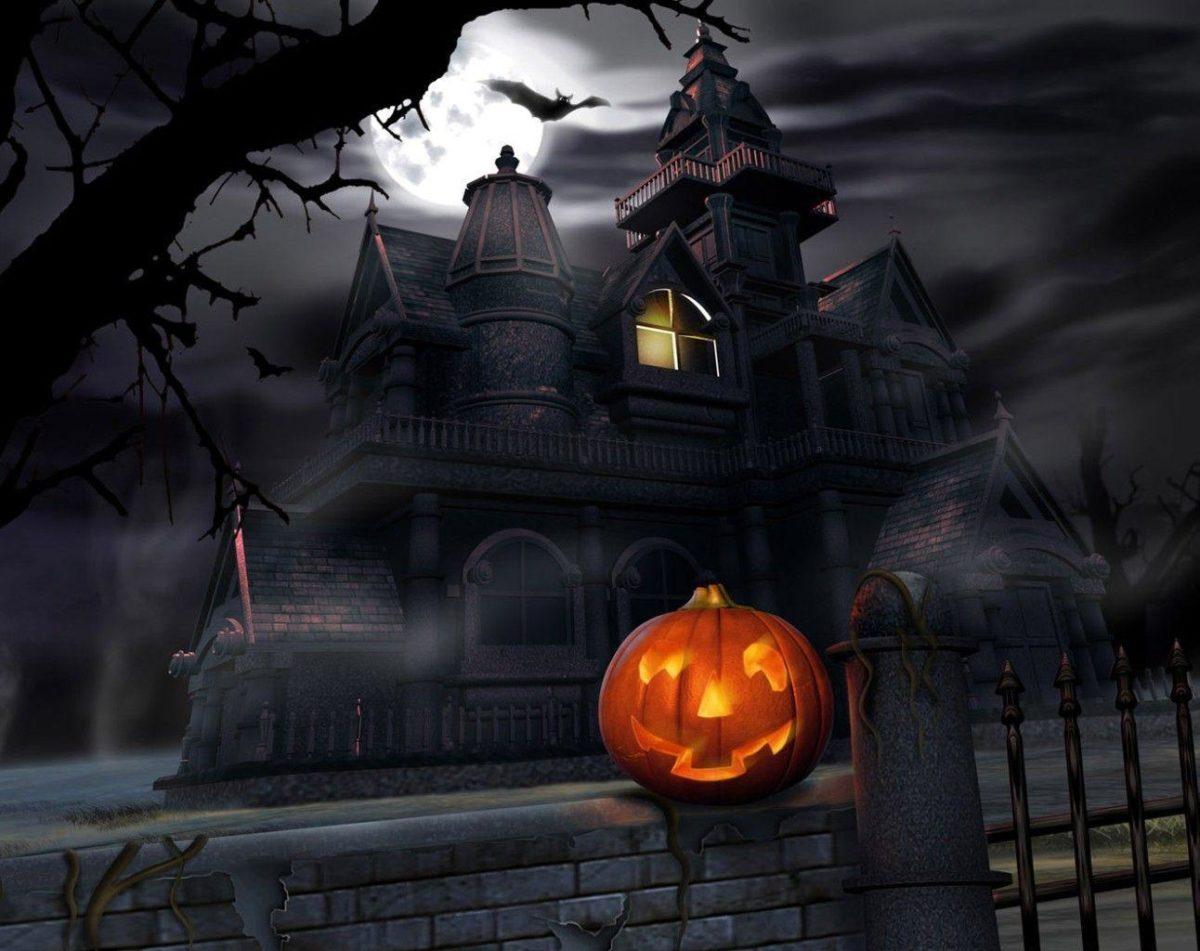 Halloween Scary House, Halloween Wallpaper, hd phone wallpapers …