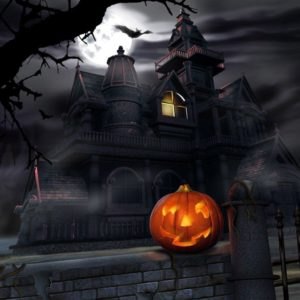download Halloween Scary House, Halloween Wallpaper, hd phone wallpapers …