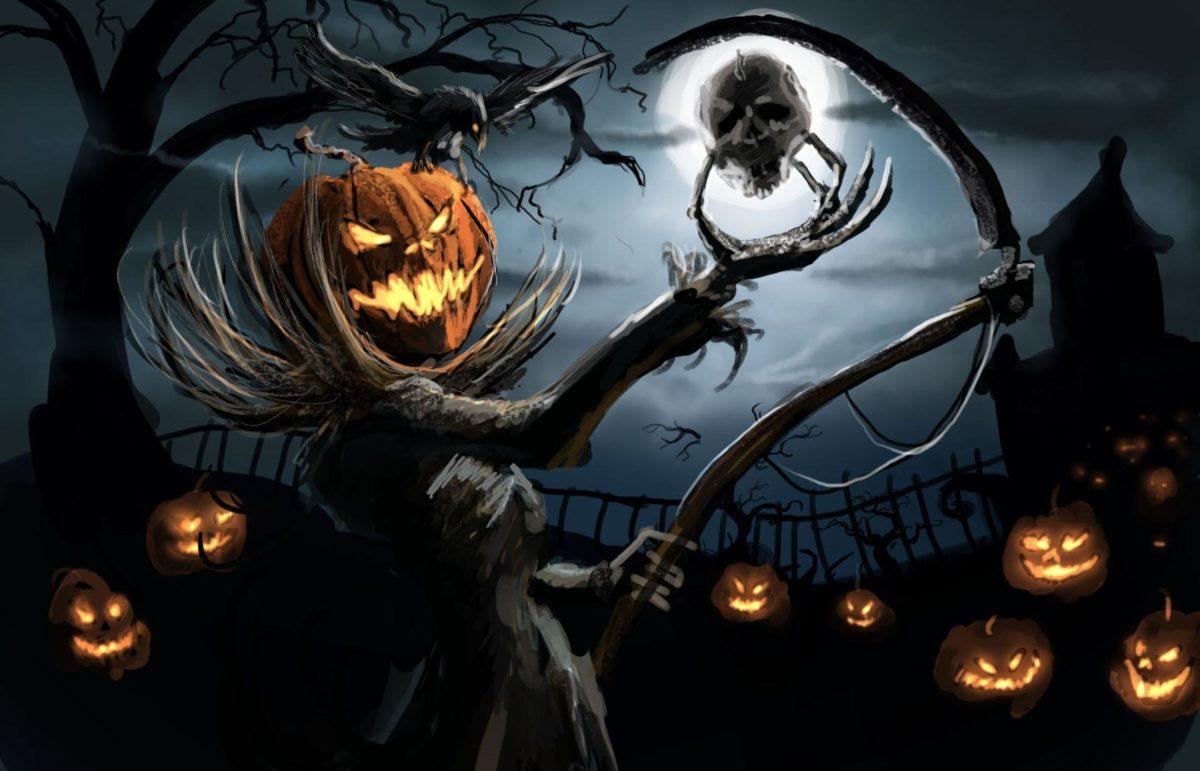 Free Halloween 2013 Backgrounds & Wallpapers