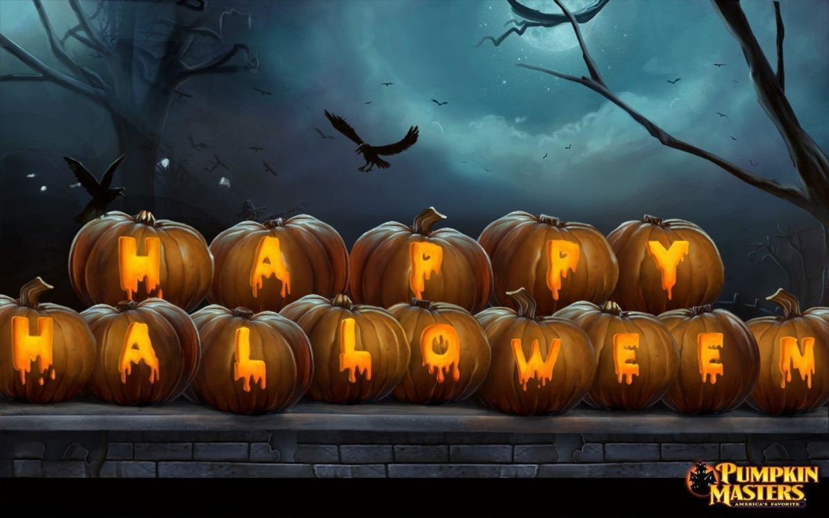 Halloween Fall Wallpapers Group (65+)
