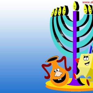 download Akhlah :: The Jewish Children's Learning Network :: Hanukkah Wallpaper