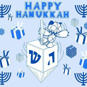download Tashy Hanukkah Wallpaper by Waddle-J on DeviantArt
