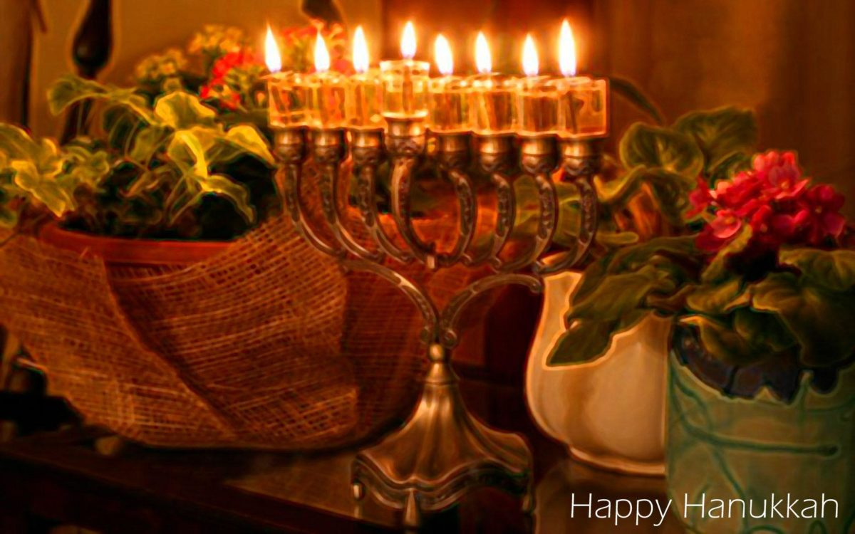 Celebrate the Festival of Lights With Hanukkah Browser Themes …