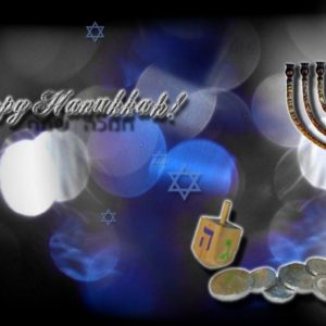 download Happy Hanukkah – Wallpaper #38787
