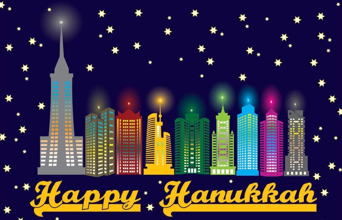 Hanukkah Hannukah Channukah Chanukah Jewish Holiday Festival of …