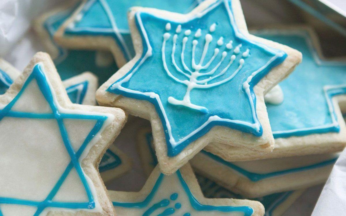 Chanukah cookie desktop wallpaper - Holiday Wallpapers – Free …