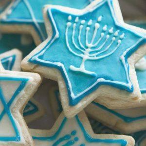 download Chanukah cookie desktop wallpaper - Holiday Wallpapers – Free …