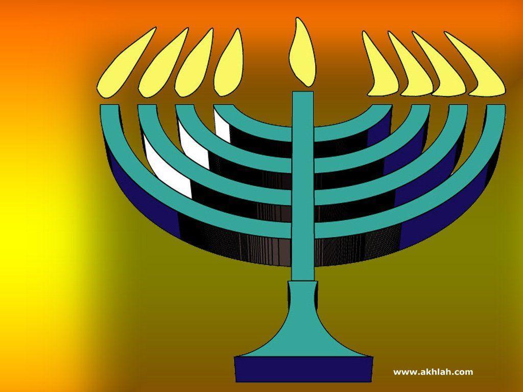 Akhlah :: The Jewish Children's Learning Network :: Hanukkah Wallpaper