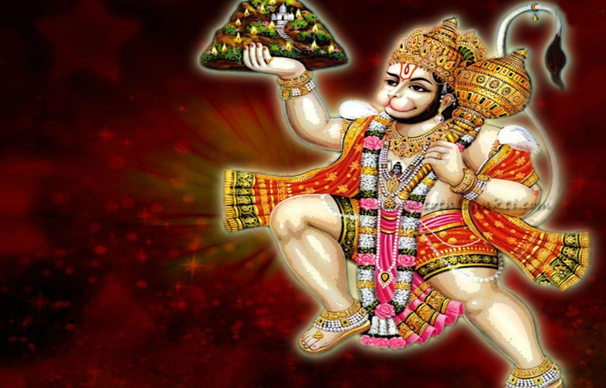 Free download Hanuman desktop Wallpaper & images