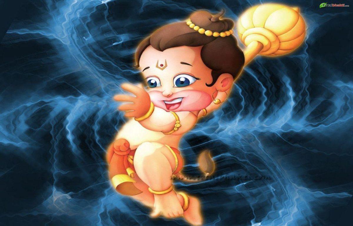hanuman wallpaper, Hindu wallpaper, This is an image of Bal …