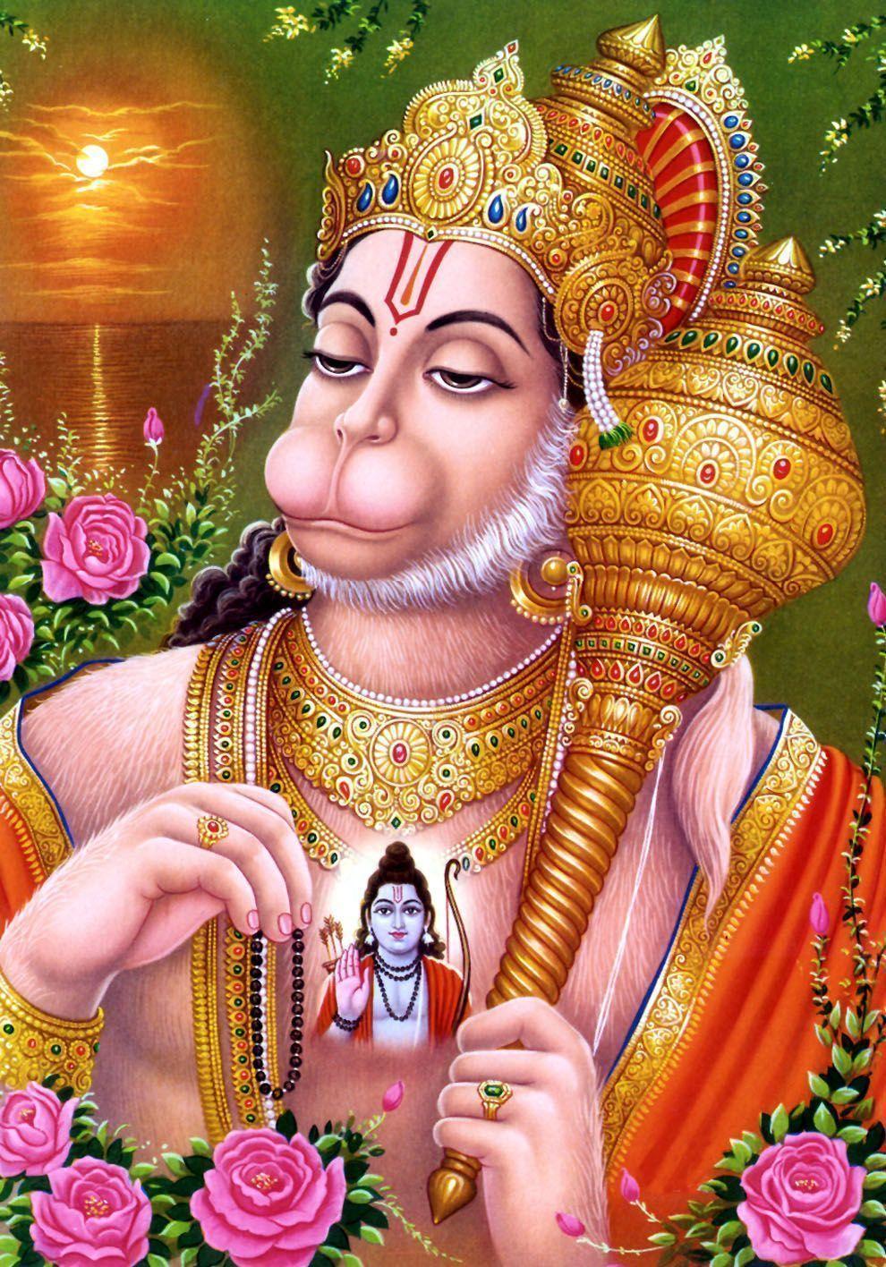Hanuman dada HD wallpaper – Hindu God wallpaper