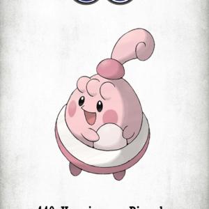 download 440 Character Happiny p Pinpuku | Wallpaper