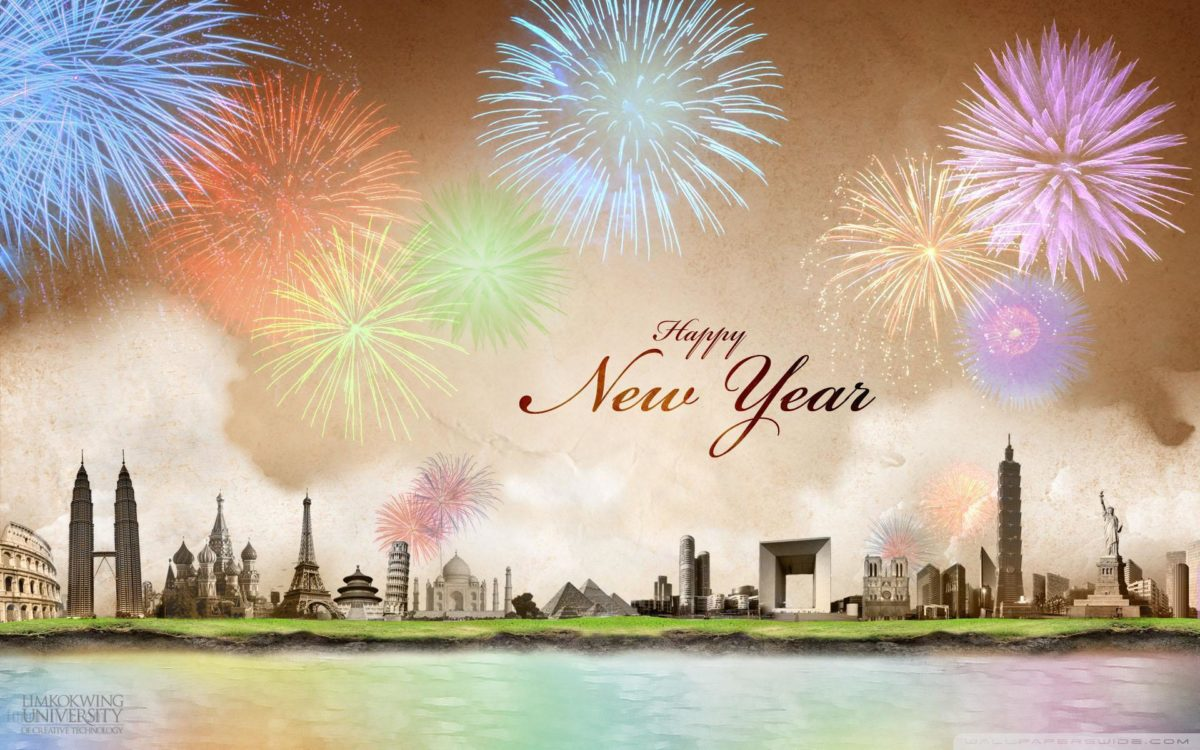 Happy New Year Wallpapers | Free Art Wallpapers