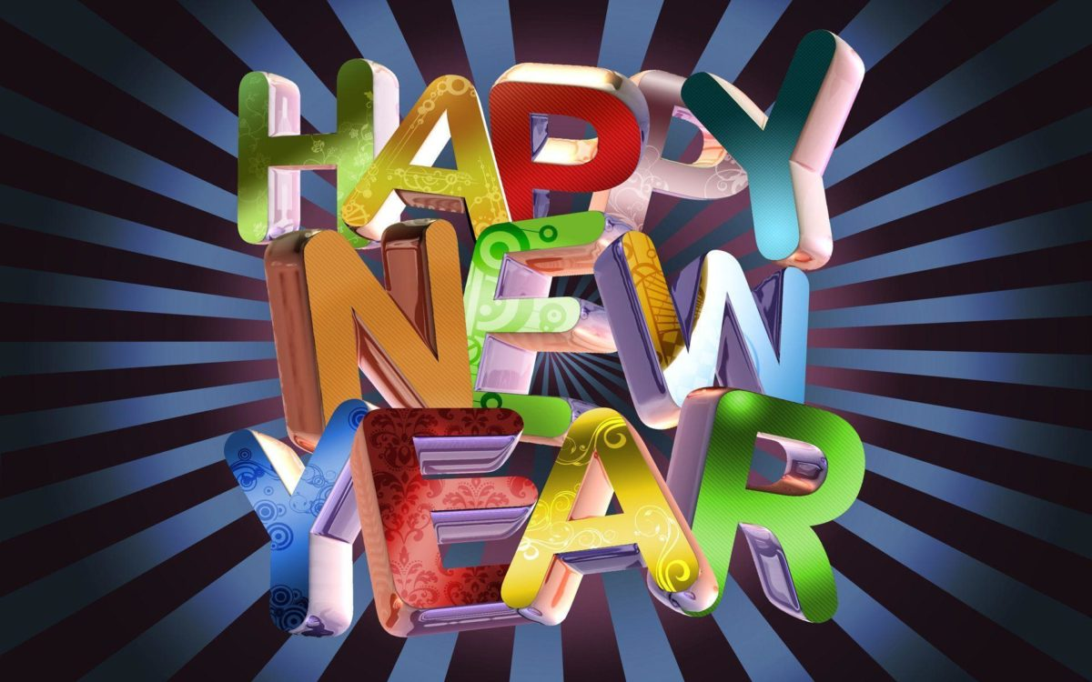 Best HD Happy New Year Wallpapers For Your Desktop PC. | Techbeasts