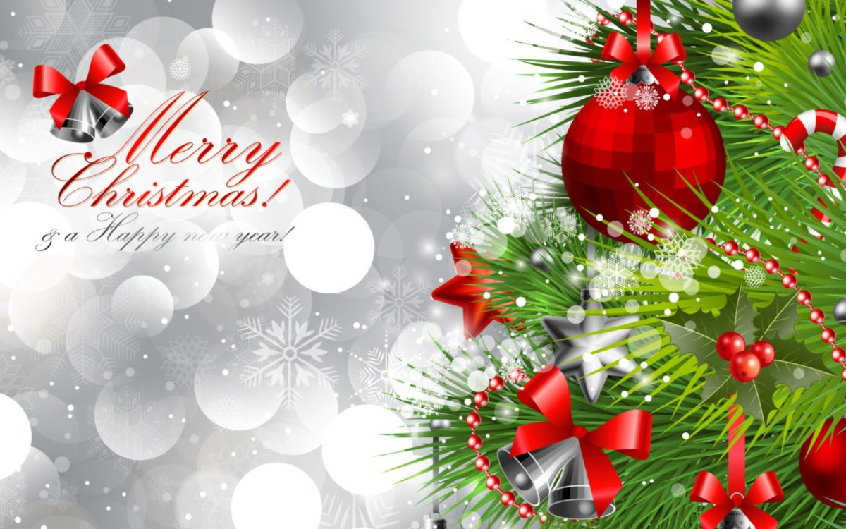 Wallpaper merry christmas, happy new year, christmas, happy new …