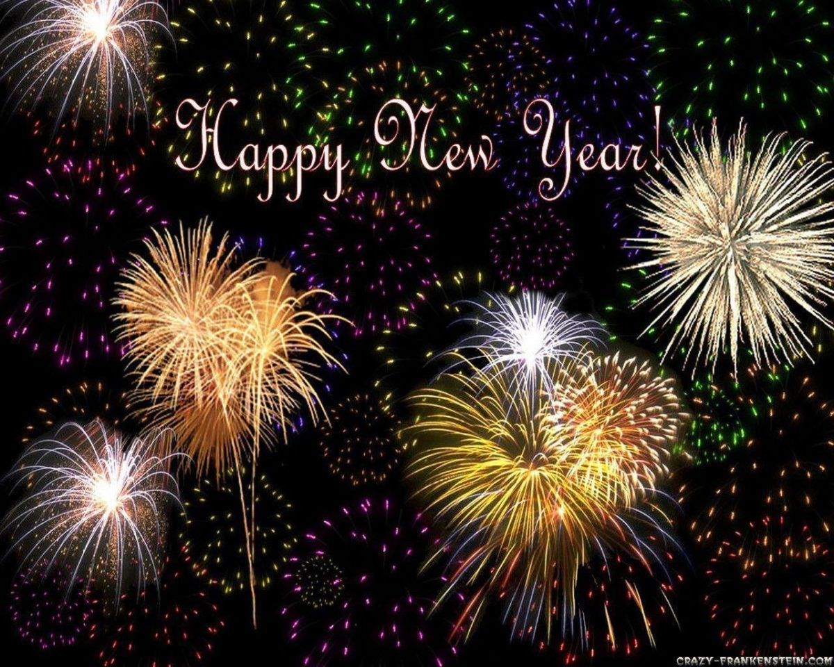 New Year – Holiday wallpapers 2015