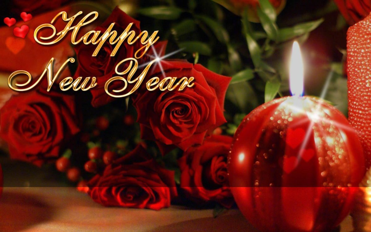 Happy New Year Wallpapers | TanukinoSippo.