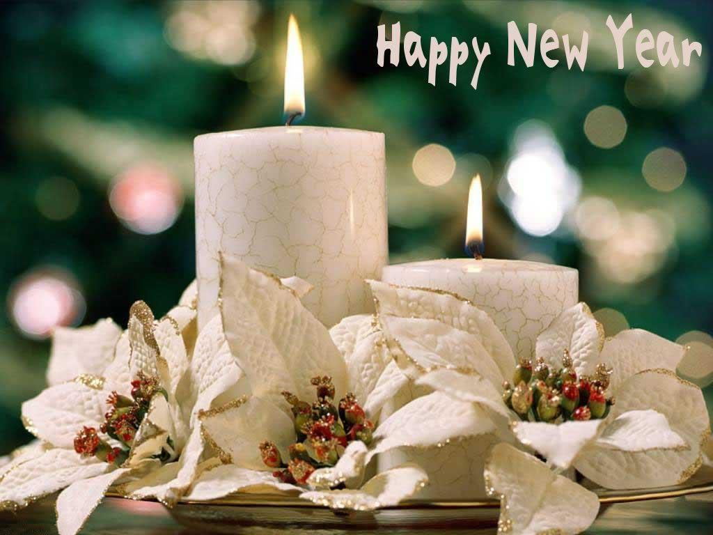 Happy New Year ! – Candles Wallpaper (9588971) – Fanpop