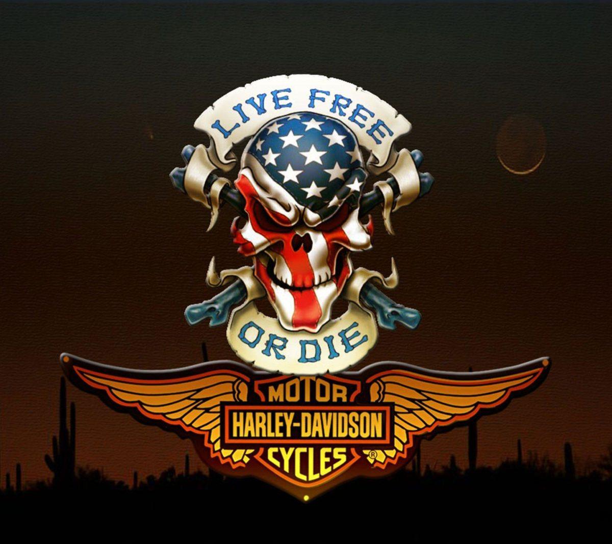 Harley Davidson Logo Wallpaper Hd Cool 7 HD Wallpapers | isghd.