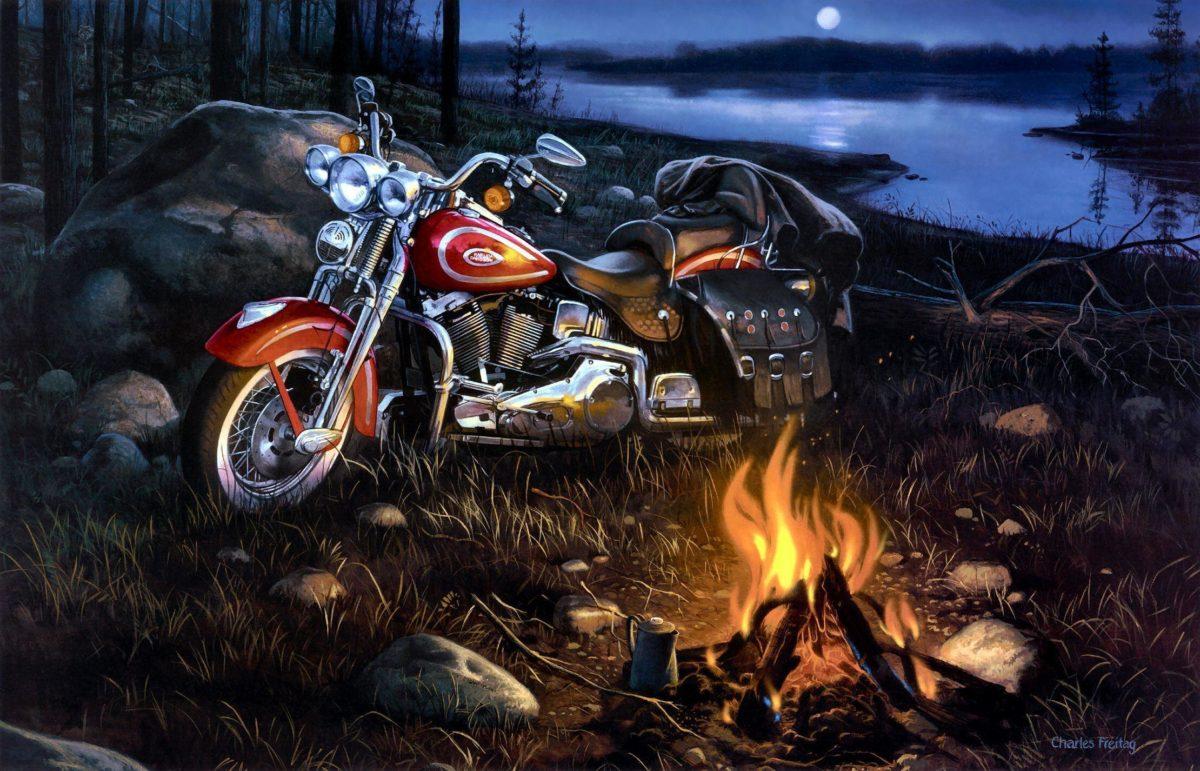 Desktop harley davidson bike images wallpaper Download 3d HD …