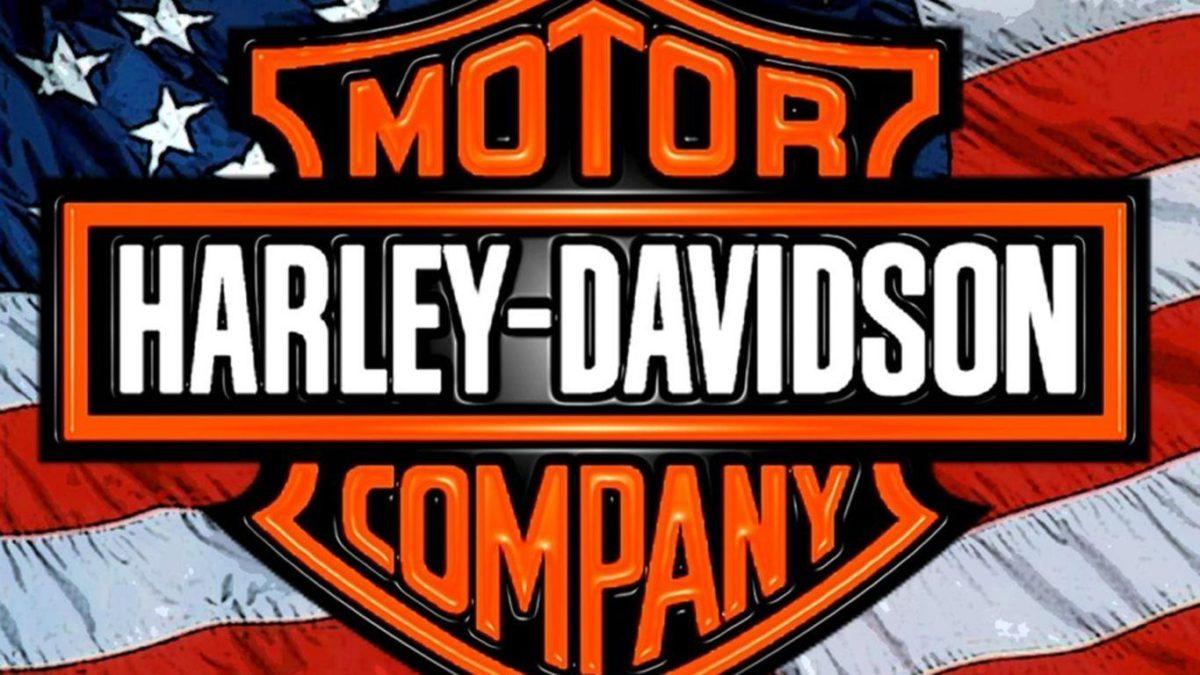 Harley Davidson Logo | PixelsTalk.Net
