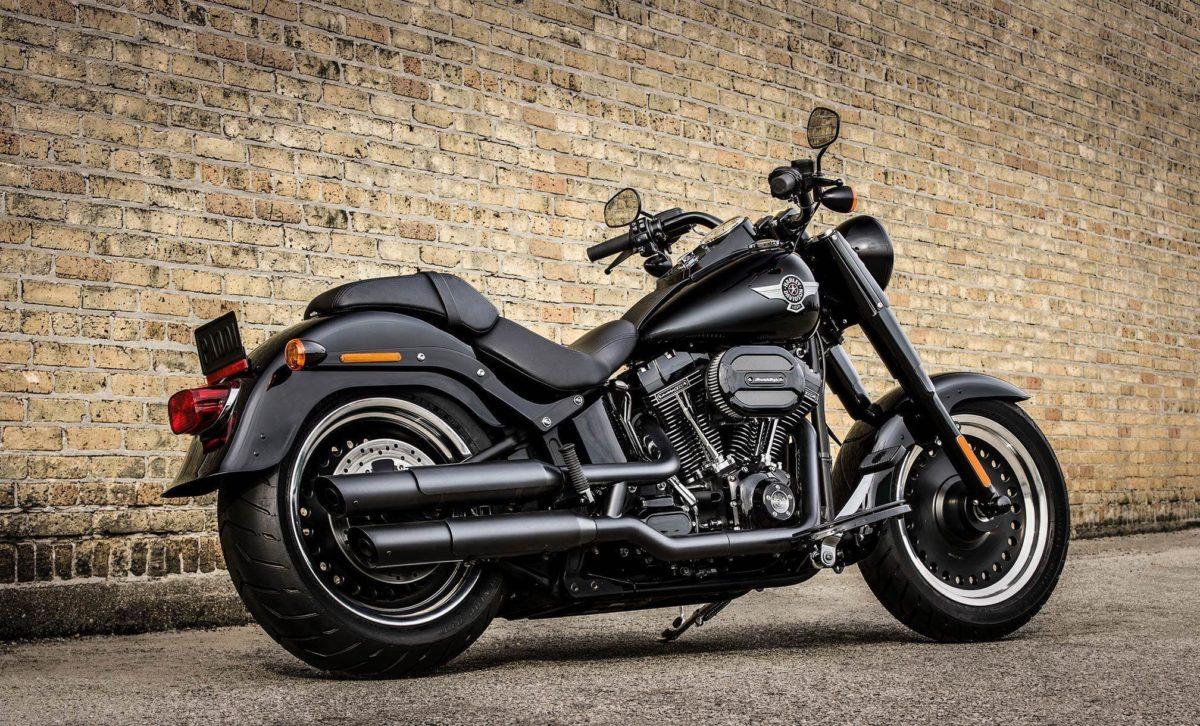2016 Harley Davidson Fat Boy S Fat Custom motorbike bike …