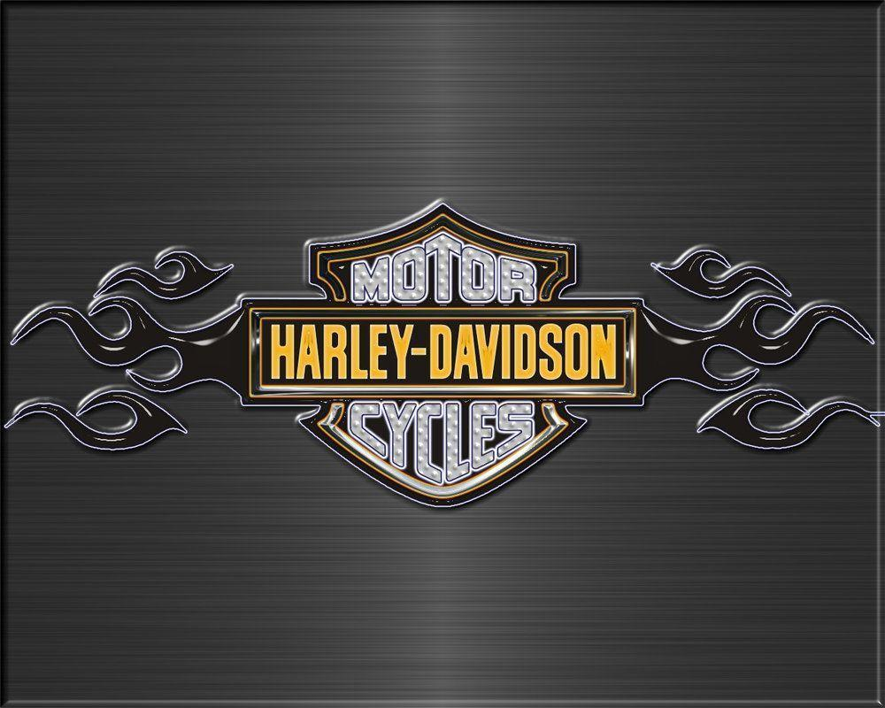 Harley Davidson Logo Wallpaper | Downloads | projects for …