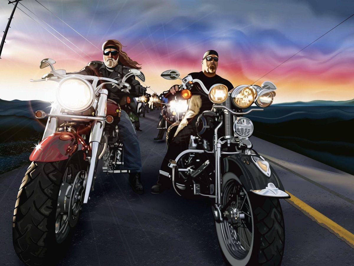Harley Davidson Wallpapers HD | PixelsTalk.Net