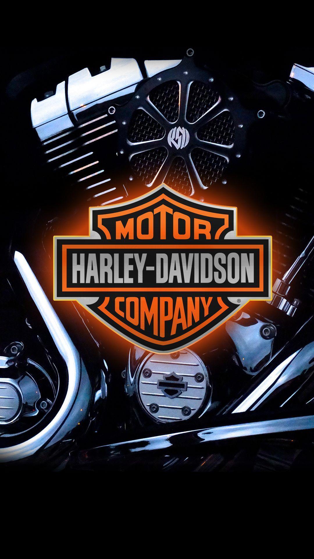 Harley Davidson HD Android Wallpaper