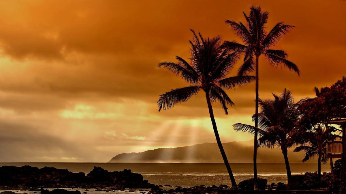 Hawaii Sunset Wallpaper – WallpaperSafari