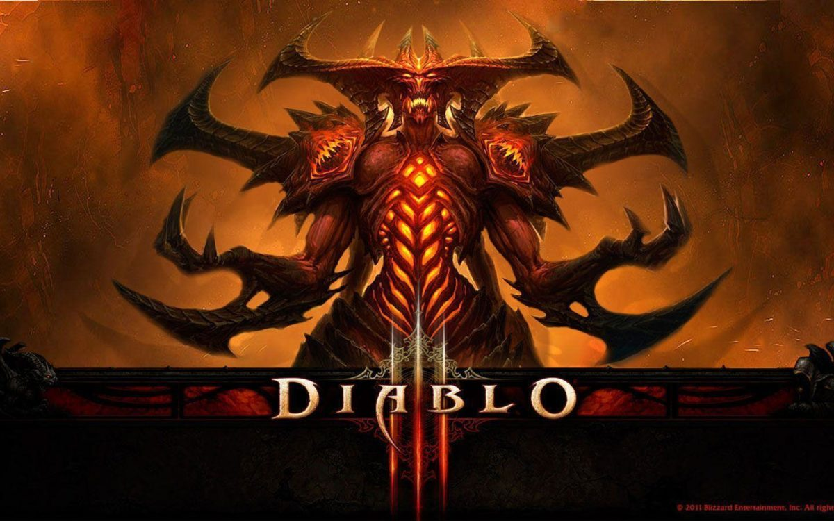 Hd Diablo 3 Wallpapers and Background