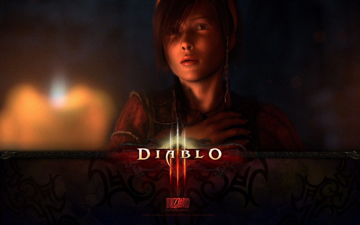 Diablo 3 Wallpaper Hd wallpaper – 77699
