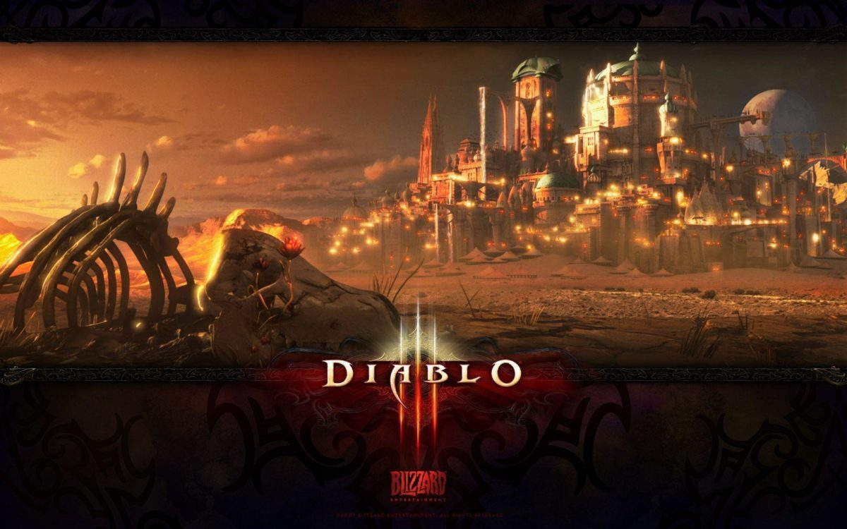 Diablo 3 Wallpapers (HD) | Mastimasaala.