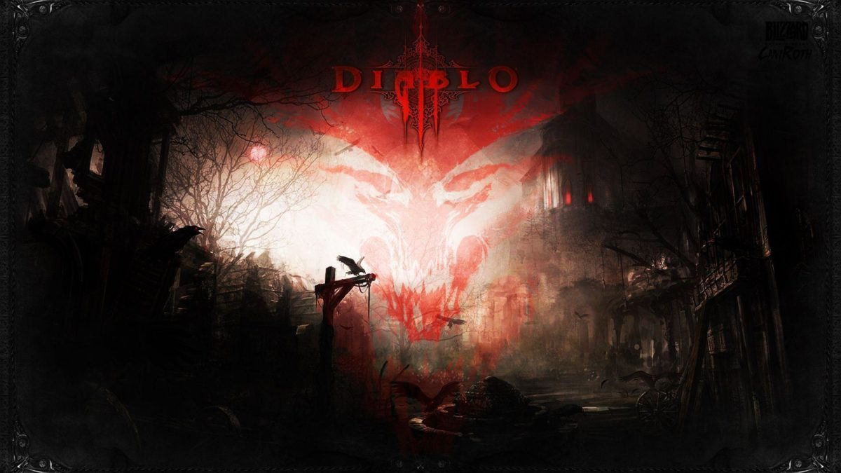 2012 Diablo 3 Shadow over Tristram Wallpapers – HD Wallpapers 98148
