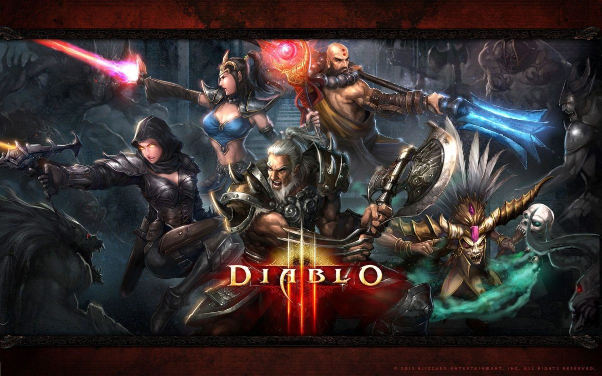 Diablo 3 Hd 3 Wallpapers and Background