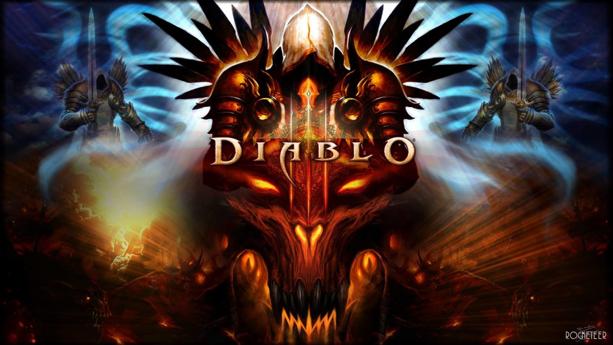 Pix For > Diablo 3 Wallpaper Hd 1920×1080