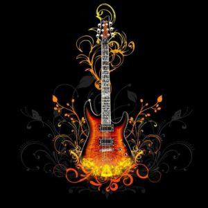 download 50 Cool Guitar HD Wallpapers   Stuff Kit