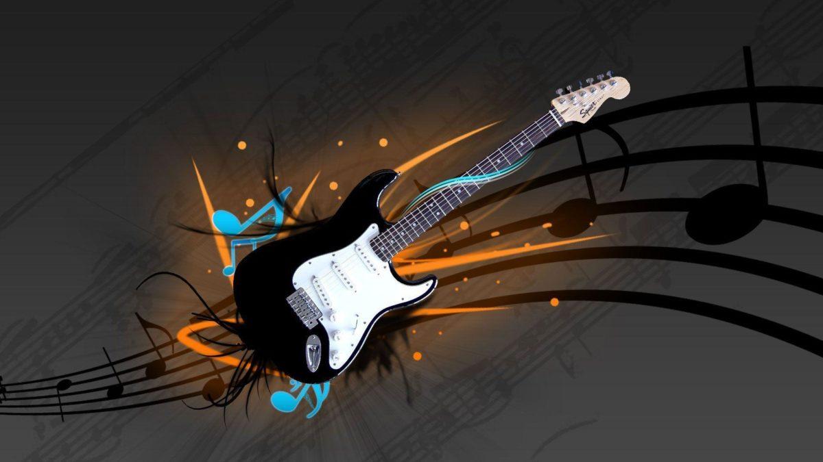 3d wallpaper hd guitar – WallpapersAK
