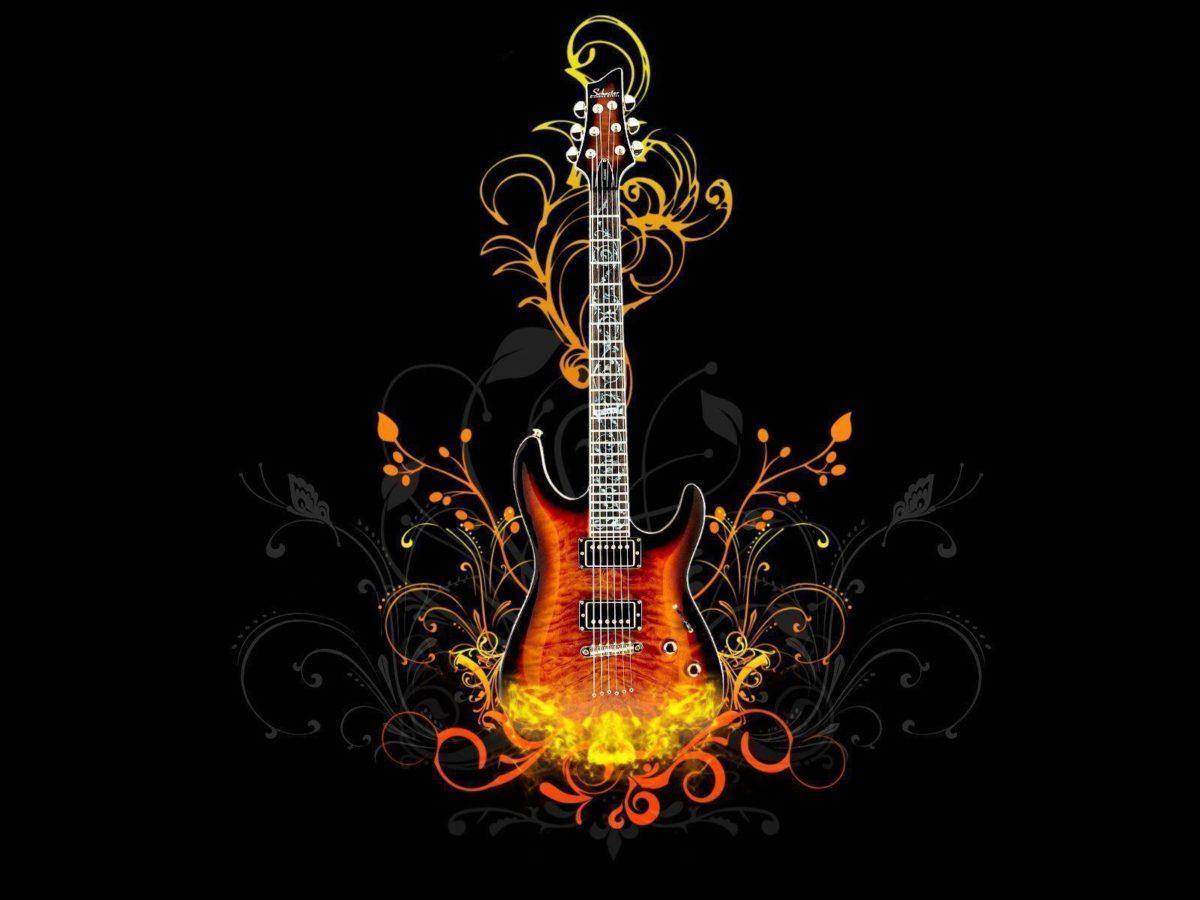 Guitar Image Hd Hd Background Wallpaper 38 HD Wallpapers | www …
