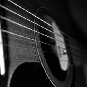 download Wallpapers For > Black Acoustic Guitar Wallpaper Hd