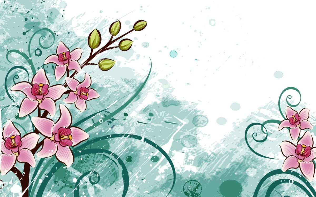 Flowers N Birds HD Wallpapers | HD Wallpapers