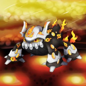 download Primal Heatran by Shadesofcool on DeviantArt