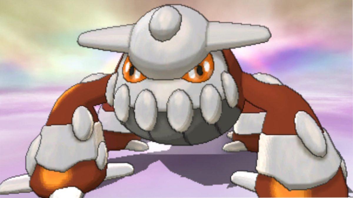 Pokemon Omega Ruby and Alpha Sapphire – Catching Heatran – YouTube