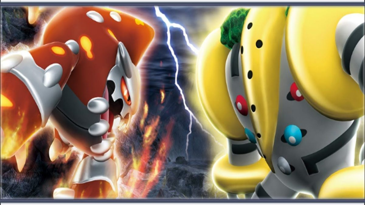 Heatran and Regigigas Added in your Pokemon Collection this March …
