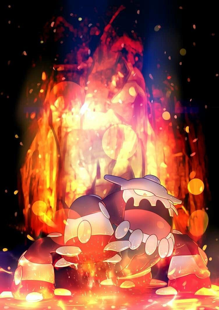 Heatran | Pokemoo | Pinterest | Pokémon