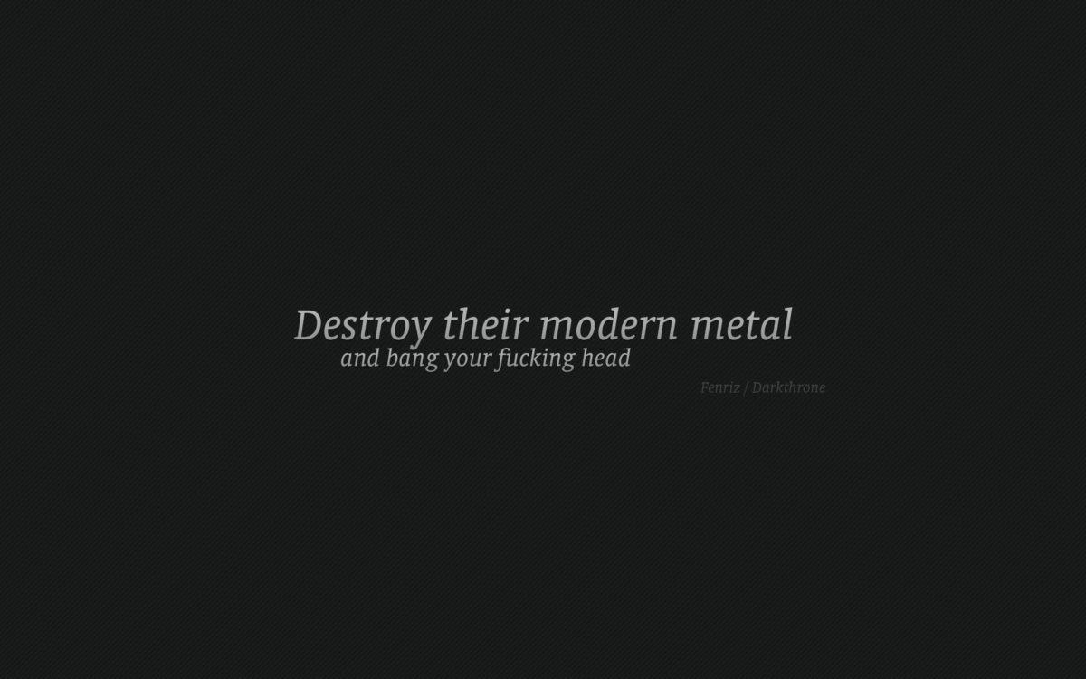 Heavy Metal Computer Wallpapers, Desktop Backgrounds 1920×1200 Id …