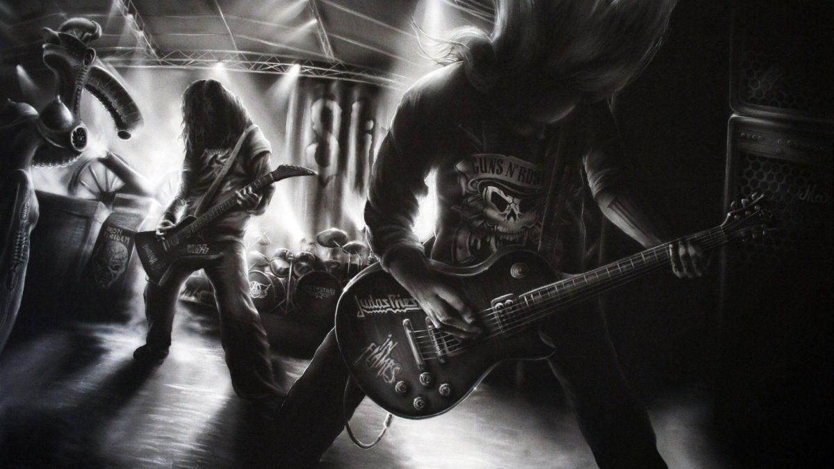 Iron Maiden desktop wallpapers in HD – Classic Heavy Metal band