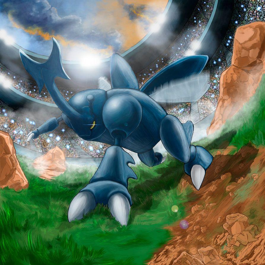 Pokémon by Review: #214: Heracross